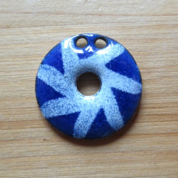 Pendant with cord (n°V06)