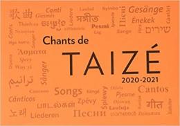 Chants de Taizé : 2020 - 2021 Orange