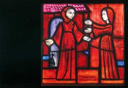 Magnificat, postcard 213