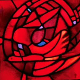 Pentecost, poster 206B