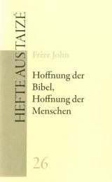 D26 Hoffnung der Bibel, Hoffnung der Menschen