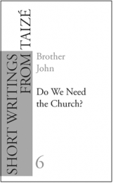 G06. Do We Need the Church ?