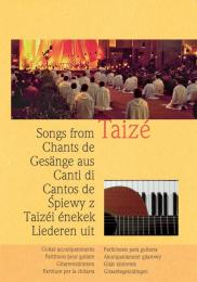 Chants de Taizé : partitions pour guitare/Songs from Taizé: Guitar Accompaniments