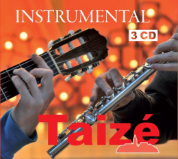 Taizé - instrumental (3 CD)