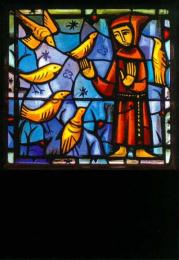 St Francis, postcard 209