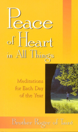 Peace of Heart in all Things