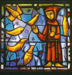 St Francis, poster 209B