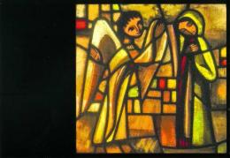 Annunciation, postcard 201