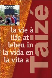 Life at Taizé