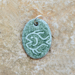 Pendant with cord (n°54)