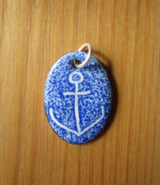 Pendant with cord (n°52)