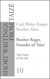 G10. Brother Roger, Founder of Taizé