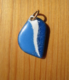 Pendant with cord (n°W1)