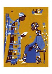Carte n°92L AVE MARIA